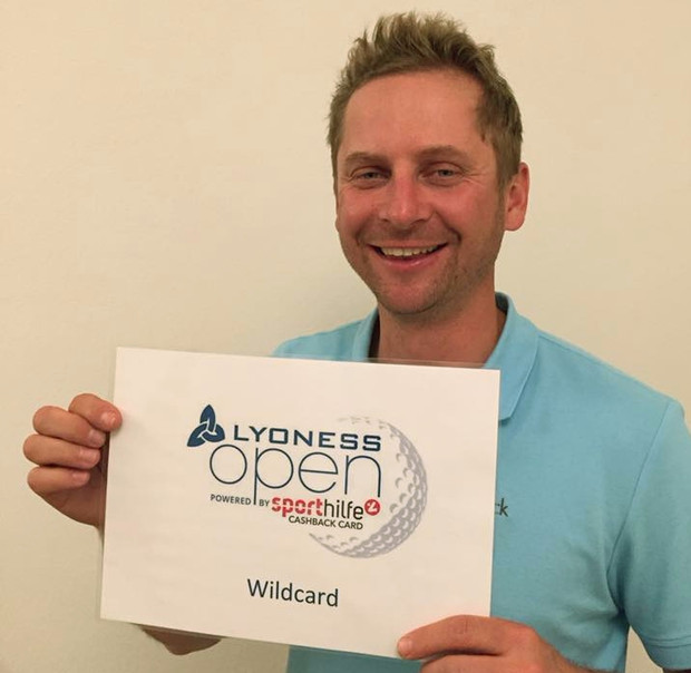 Chrisi Pfau Wildcard Lyoness Open